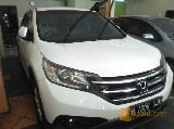 Foto Honda cr-v 2.0 AT 2013/2014 putih mulus