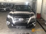 Foto Toyota All New Fortuner 2.4 VRZ A/T Black Mica