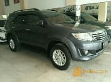 Foto Toyota fortuner G 2012 AT