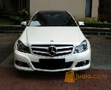 Foto Mercedes C180 Coupe 2013 km 5ribuan panoramic A/T