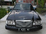 Foto Mercy Boxer W124 E230 th89 facelift masterpiece