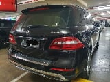 Foto Mercy ML400 AMG 2015 (nik 2014) black on beige...