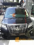 Foto New Alphard 2.5 G ATPM Captain Seat Leather...