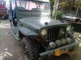 Foto Jeep Willys 4x4 aktif