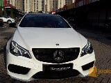 Foto Mercedes E 200 Coupe AMG 2013 Panoramic