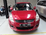 Foto 2013 - suzuki - new swift gx mt