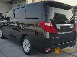 Foto Toyota alphard ps 2.4 At 2010 Black Edition