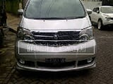 Foto Toyota alphard new alphard 2.4 s at
