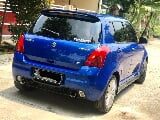 Foto 2007 Suzuki Swift 1.5 GT2 Hatchback