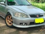 Foto Civic ferio thn 2000 manual silver