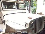 Foto Jeep Willys tahun 1945 Recondition - Full Paper