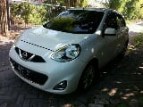 Foto Jual Nissan March XS 2014