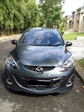 Foto Mazda 2 Type RZ 2012 Grey metallic Automatic,...