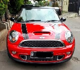 Foto Mini Cooper S Turbo ATPM 2012 / 2011 Merah...