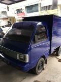 Foto Suzuki Carry 1.0 Biru Dan Isuzu Panther Box...