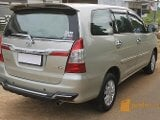 Foto Kijang Grand Innova Inova G Manual Bensin 2012...