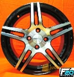 Foto Velg JD51 HSR Ring 15x65 hole 4x100 et. 40