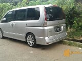 Foto Nissan Serena 2.0 Matic Model TerBaru+Double...