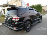Foto 2014 Toyota Fortuner 2.5 G TRD SUV Service...