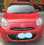 Foto Dijual Nissan March 1.2 A/T (2012)