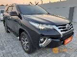 Foto Toyota Fortuner VRZ AT 2016 Hitam