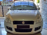 Foto Suzuki Splash Manual Silver Metallic 2012 Mulus...