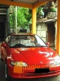 Foto Honda Civic Estilo Warna Merah Tahun 1993 Manual