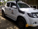 Foto Toyota hilux double cabin all new 2.5 tahun 2012
