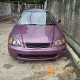 Foto Civic ferio thn 96 manual