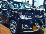 Foto Chevrolet all new captiva diesel 2017, lebih...