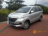 Foto Grand New Avanza E Silver Manual 2015 MT Silver