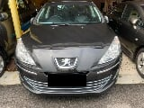 Photo 2014 peugeot 408 2.0 (a) used