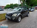 Photo 2006 naza sorento 2.5 (a) leather, auto, 4x4,...