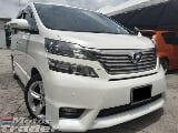 Photo 2011 toyota vellfire 2.4V