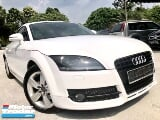 Photo 2007 audi tt 2.0 tfsi (a) coupe 1 owner director