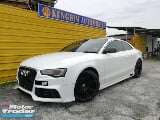 Photo 2011 AUDI A5 2.0 tfsi quattro sline coupe rs5