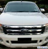 Photo Ford Ranger Automatic 2014