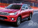 Photo 2017 Improvement Toyota Hilux 2.4G 4x4(A)...