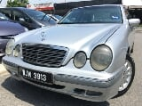 Photo Mercedes Benz E240 2.6 v6,2 ele memoryseat,...
