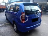 Photo 2005 Toyota AVANZA 1.3 e (a) full spec