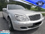 Photo 2005 mercedes-benz s-class s350l 3.7 amg local...
