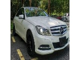 Photo 2012 mercedes-benz c180 1.8 (a) used