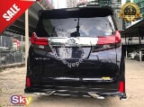 Photo 2015 Toyota ALPHARD 2.5 sa modellista & sunroof