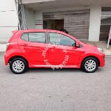 Photo 2015 Perodua Axia 1.0 (a)