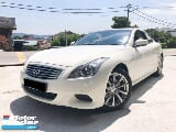 Photo 2012 INFINITI G COUPE G37 2 Door Local Spec...