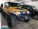 Photo 2014 jeep wrangler 3.6 Off Road Unreg INC GST