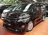 Photo Toyota vellfire 2.4 z 8 seater 18 speaker UNREG 12