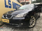 Photo 2008 BMW 523i 2.5 (a) e60 lci 08 yr make no gst