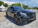 Photo 2017 Mercedes Benz GLE43 AMG 4MATIC COUPE 3.0 (a)