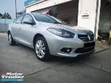 Photo 2014 renault fluence full service renault...